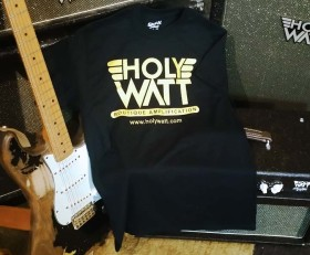 The Holy Watt Logo T