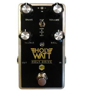 The Holy Watt Holy Drive HD1 Overdrive